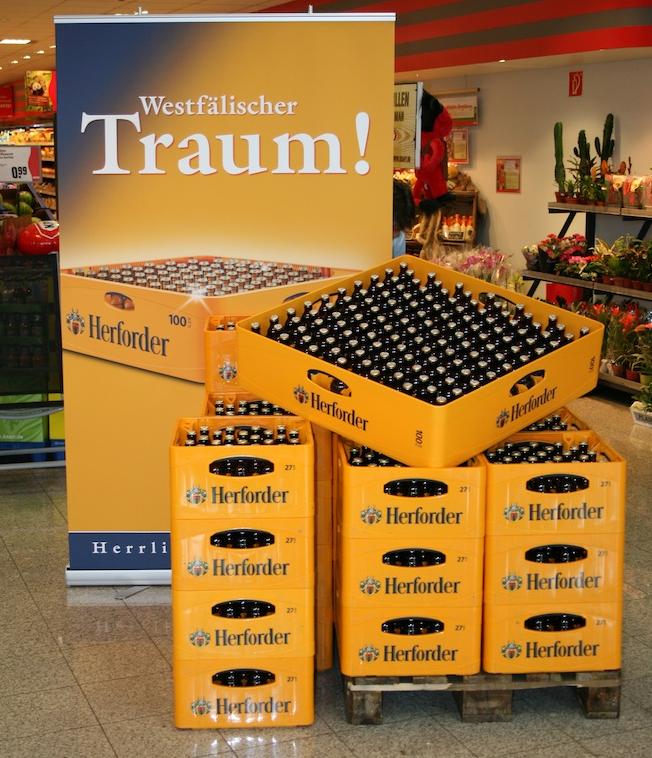 Habenwill Herforder Versteigert Den Männer Kasten Bierspot
