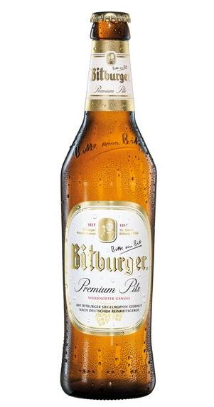 Bitburger Premium Pils Bierspot