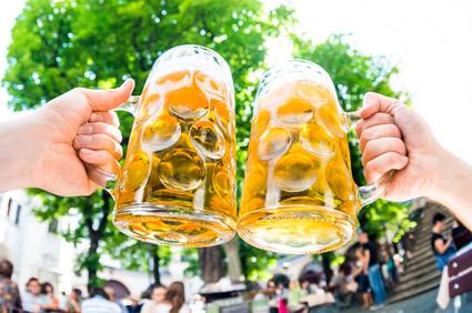 Die Bierpreise auf dem Oktoberfest in München 2015