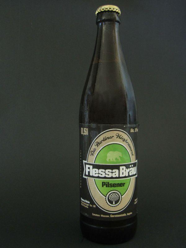 Im Test: Flessa Bräu Pilsener aus Berlin