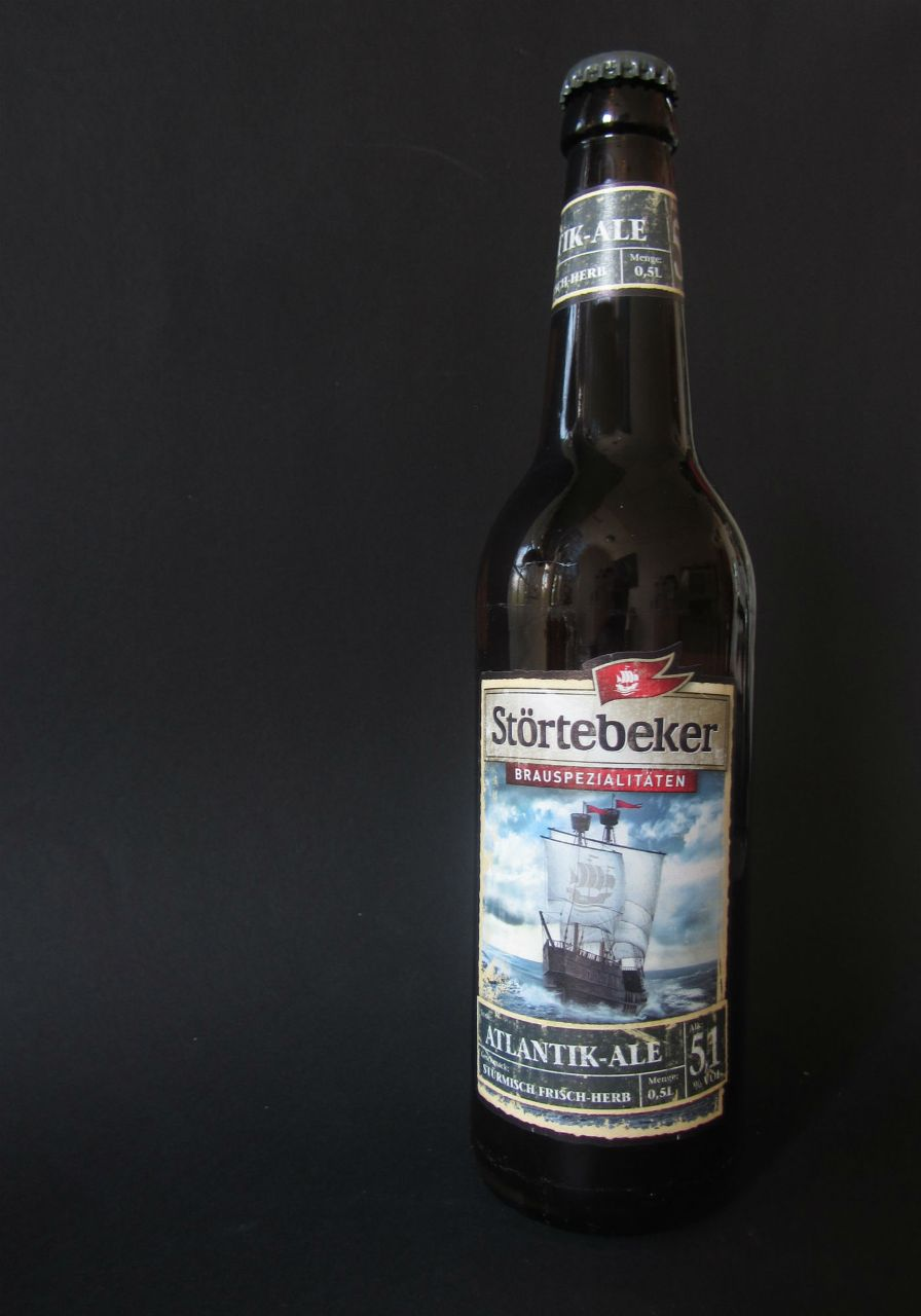 Störtebeker Atlantik Ale – Herber Genuss mit Zitrusnoten