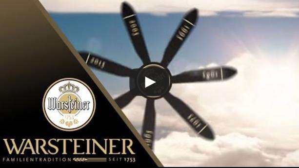 Warsteiner bleibt das Bier der Lufthansa