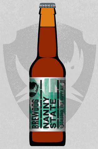 BrewDog Nanny State – Ein Versuch in Alkoholfrei