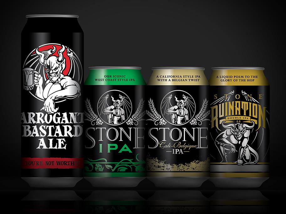 Der Bierkalender 2016 von Stone Brewing Berlin