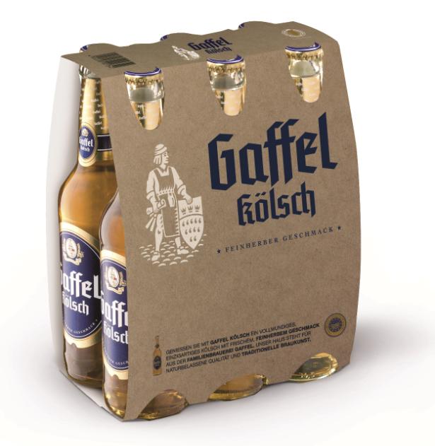 Gaffel Sixpack