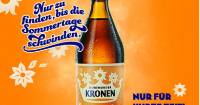 Saisonstart für Dortmunder Kronen Sommerbier