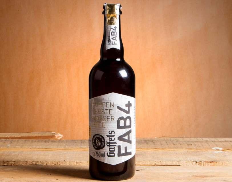 Neues Bier bei Gaffel: FAB4 vereinigt vier erlesene Hopfensorten